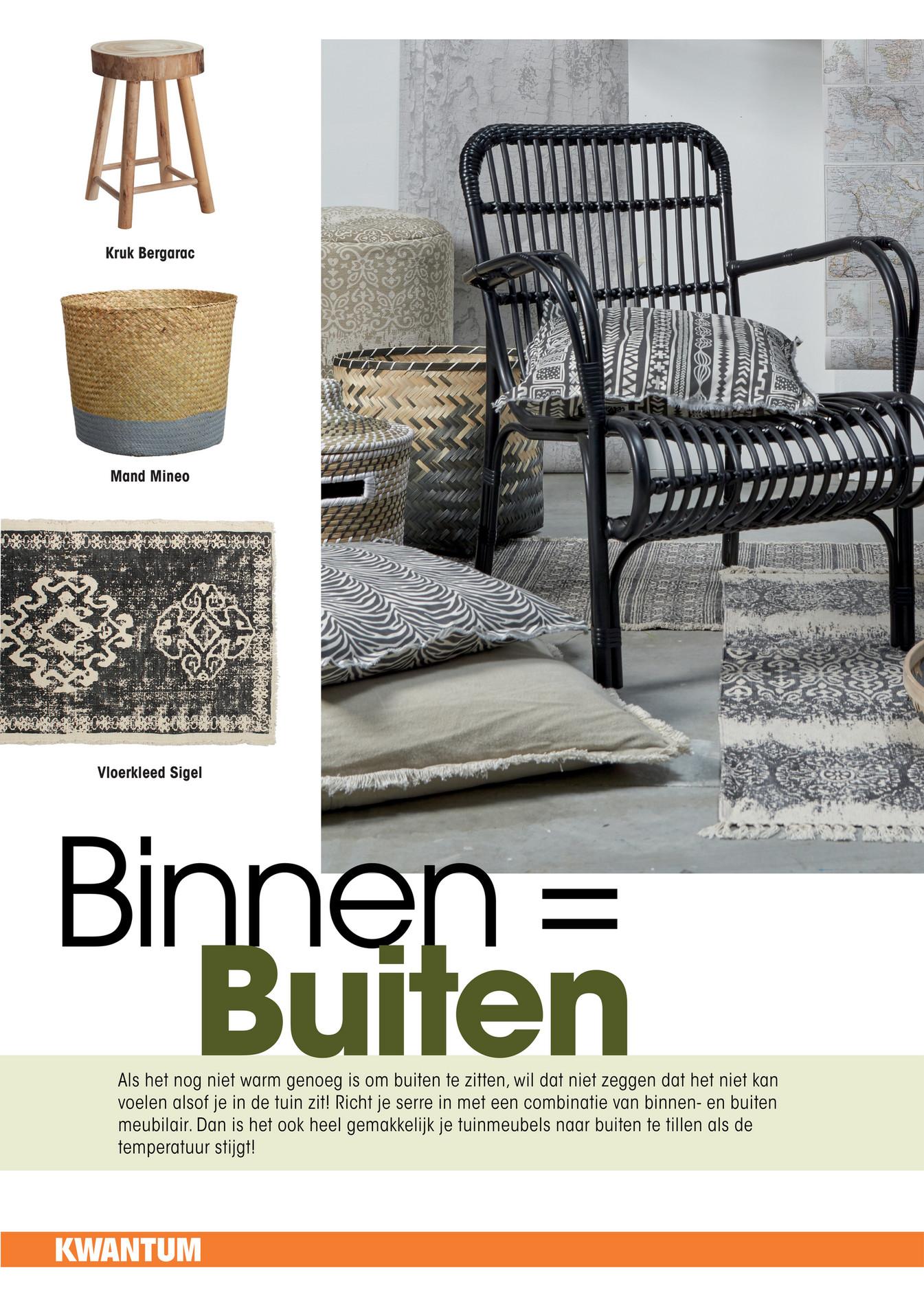 Kwantum Magazine NL   Tuinmagazine Voorjaar 2016   Pagina 2 3
